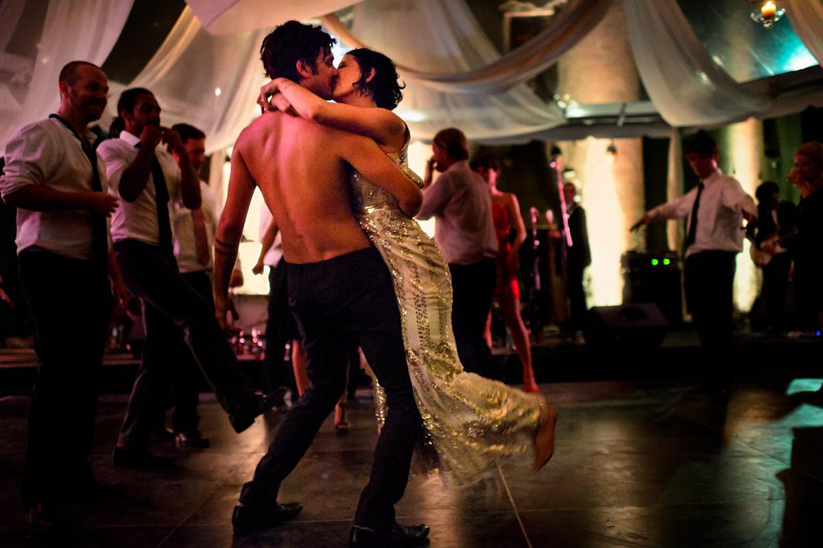 Last dance for bride and groom Charleston wedding