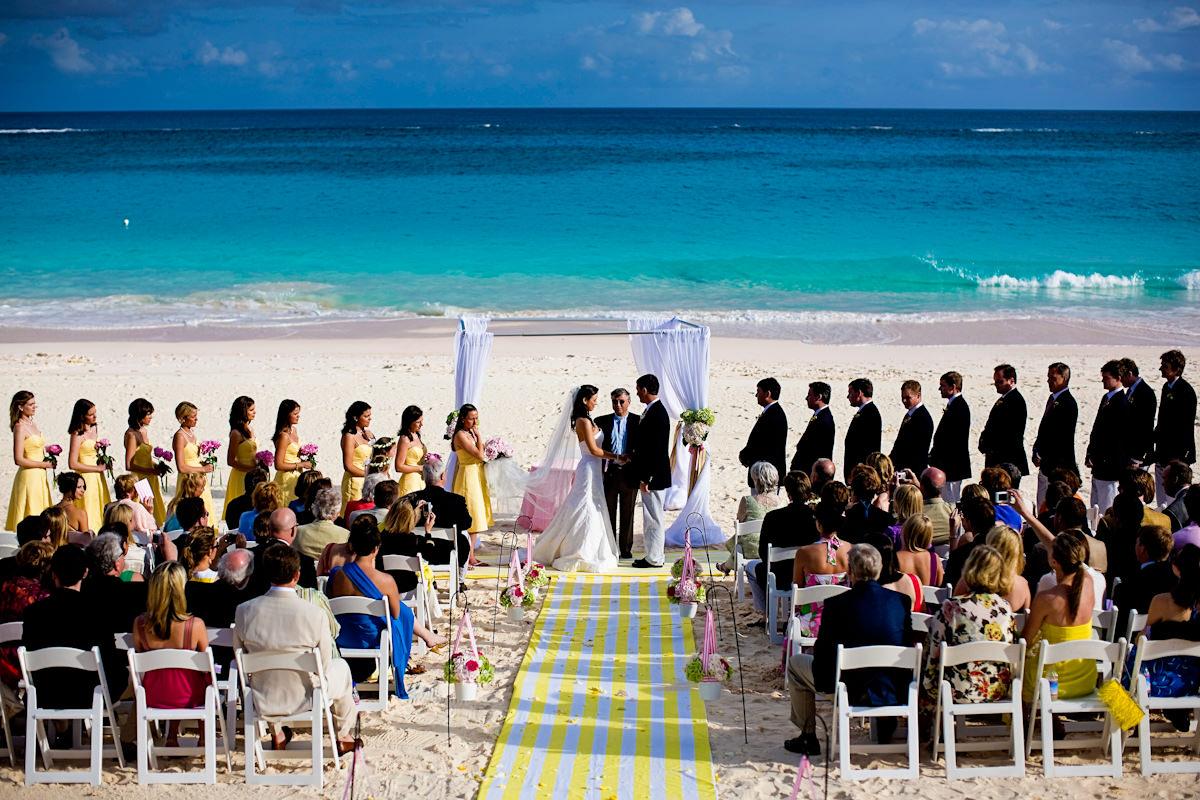 Beach Wedding Photographers Destination Beach Wedding Photography