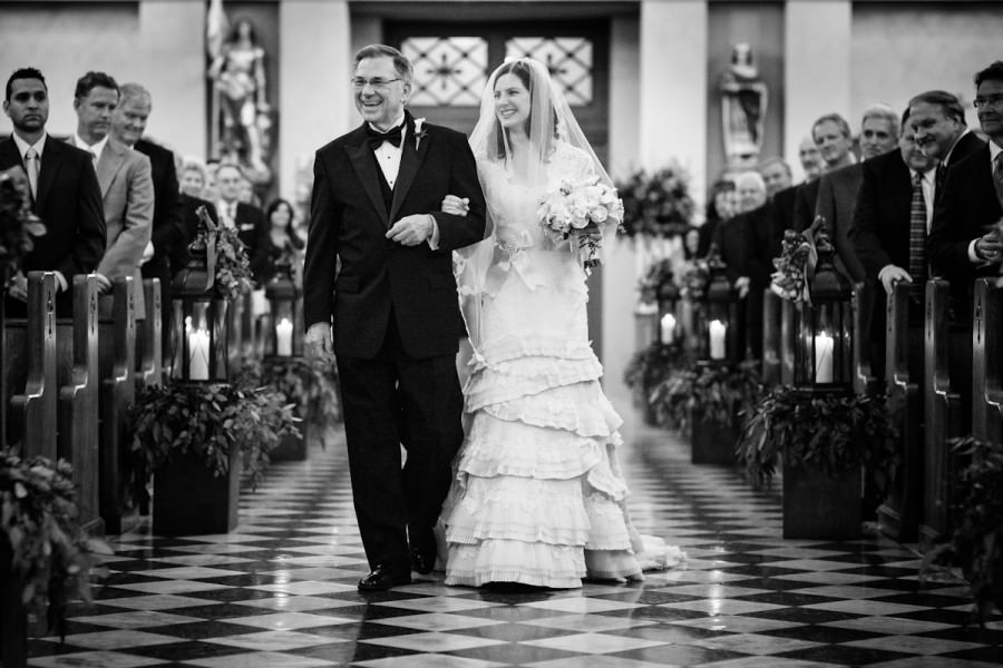 Lauren and Troy's wedding photos from New Orleans, Louisiana
