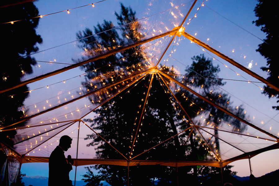 Lake Tahoe wedding