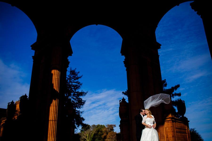 Jeni and Dave's wedding in San Francisco, California