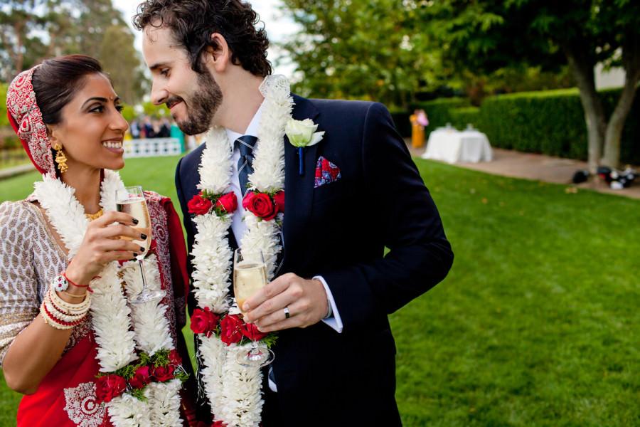 Sepna and Andis's wedding photos in Cornerstone Gardens, Sonoma, California
