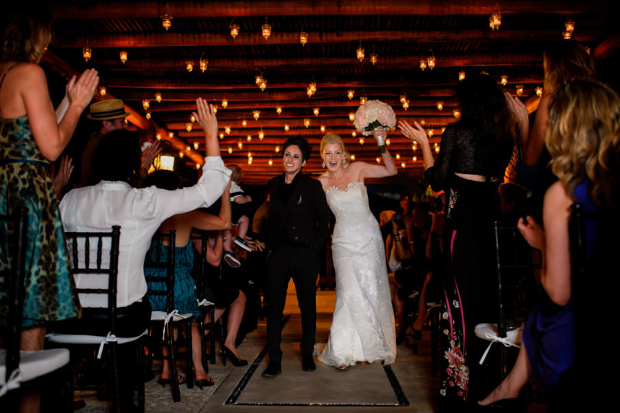 Jen and Lani's wedding at Hotel Playa Fiesta in Puerto Vallarta, Mexico