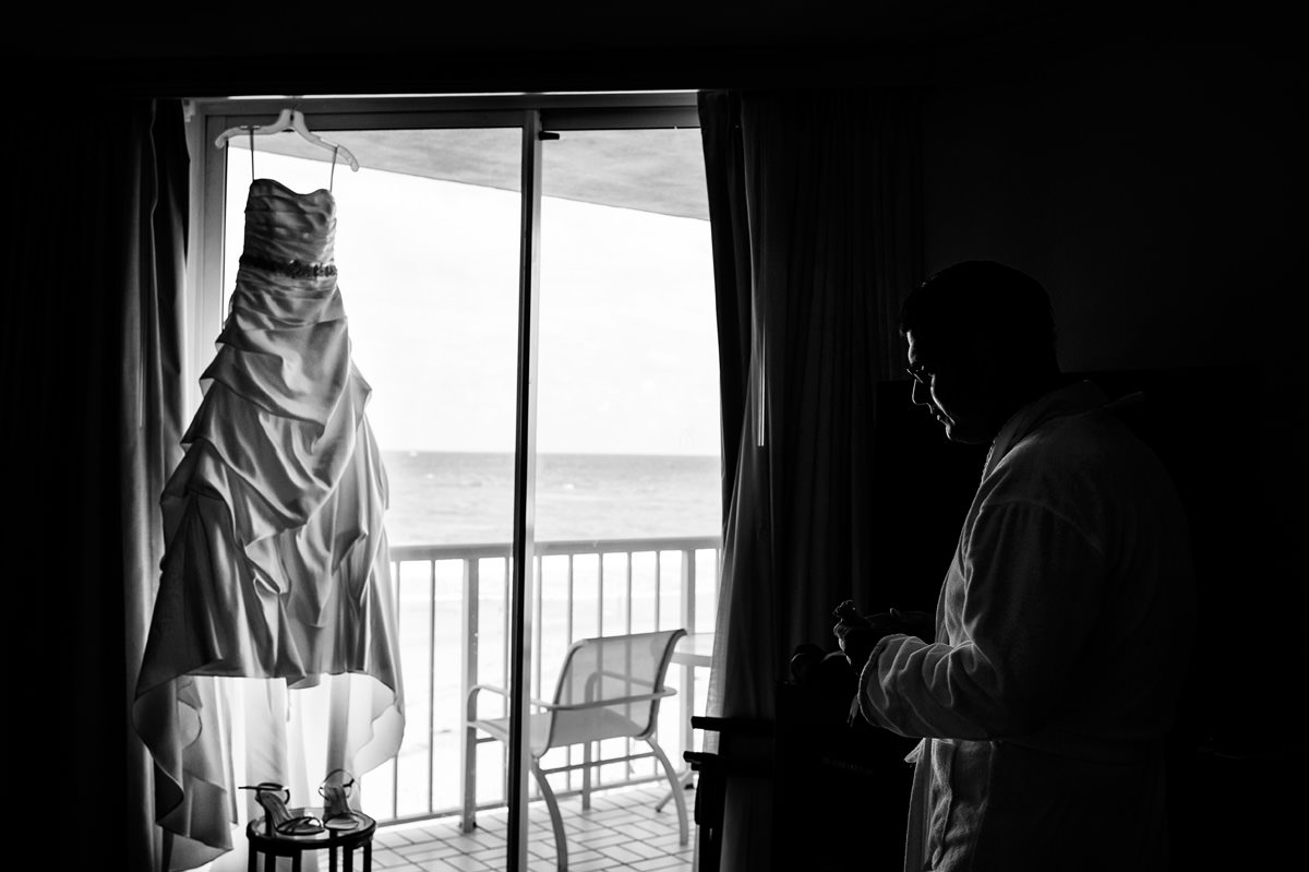 Liz and Doug's wedding at The Four Seasons in West Palm Beach, Florida