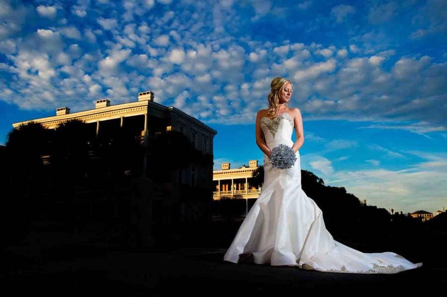 Sarah's Charleston Bridal Portraits