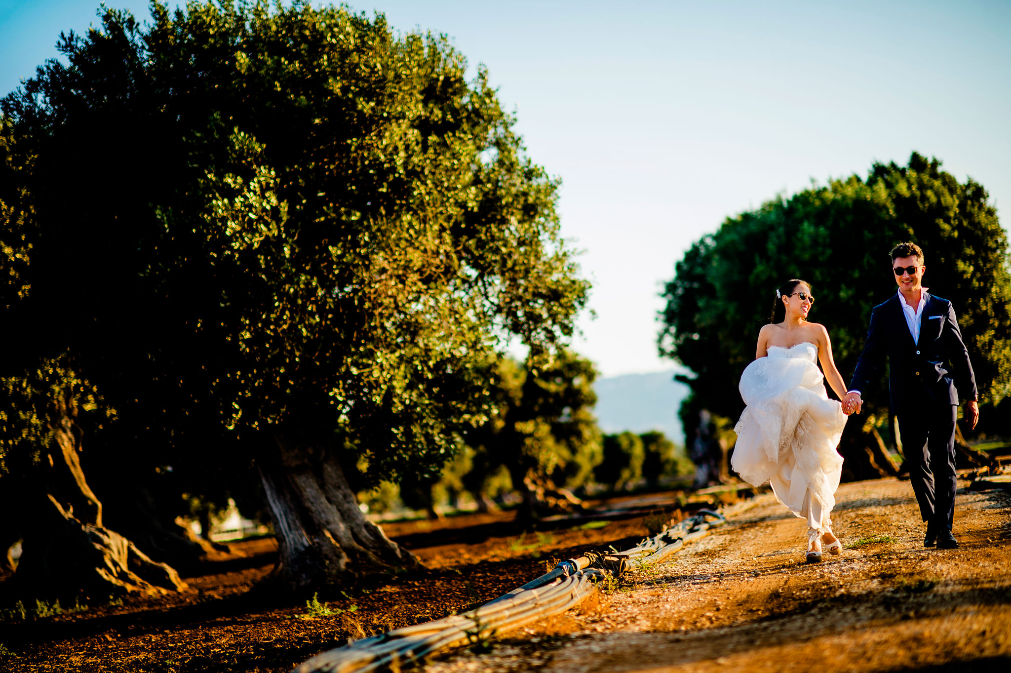 Lily and David's wedding at Borgo Egnazia in Puglia, Italy.