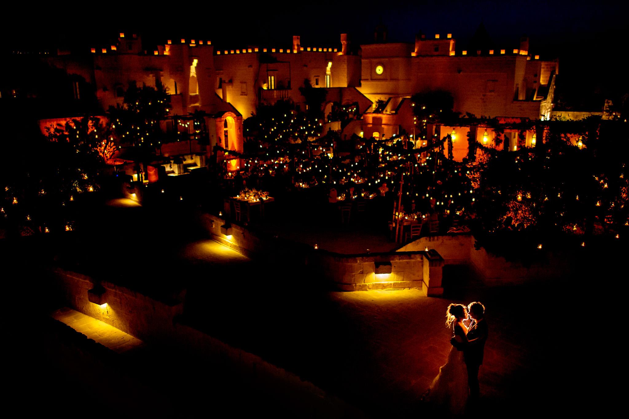 Lily and David's wedding at Borgo Egnazia in Puglia, Italy.