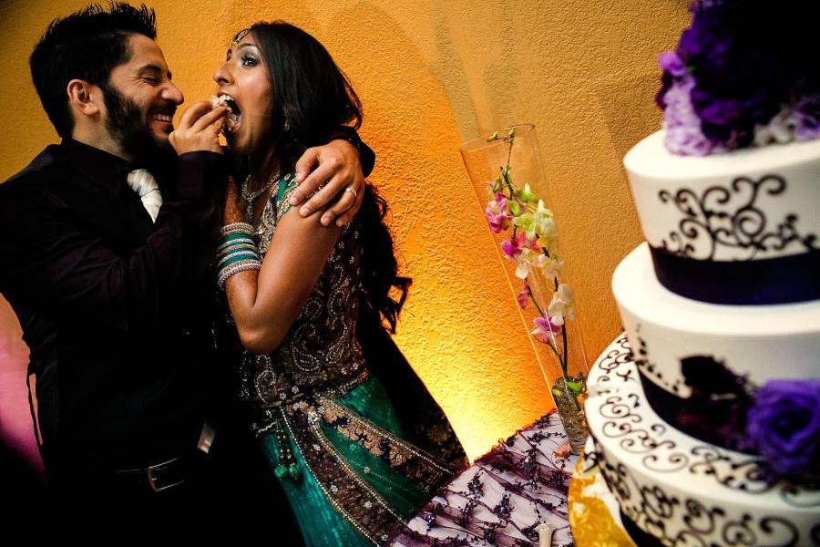 Emily and Shaneil's wedding at Chaminade Resort in Santa Cruz, California