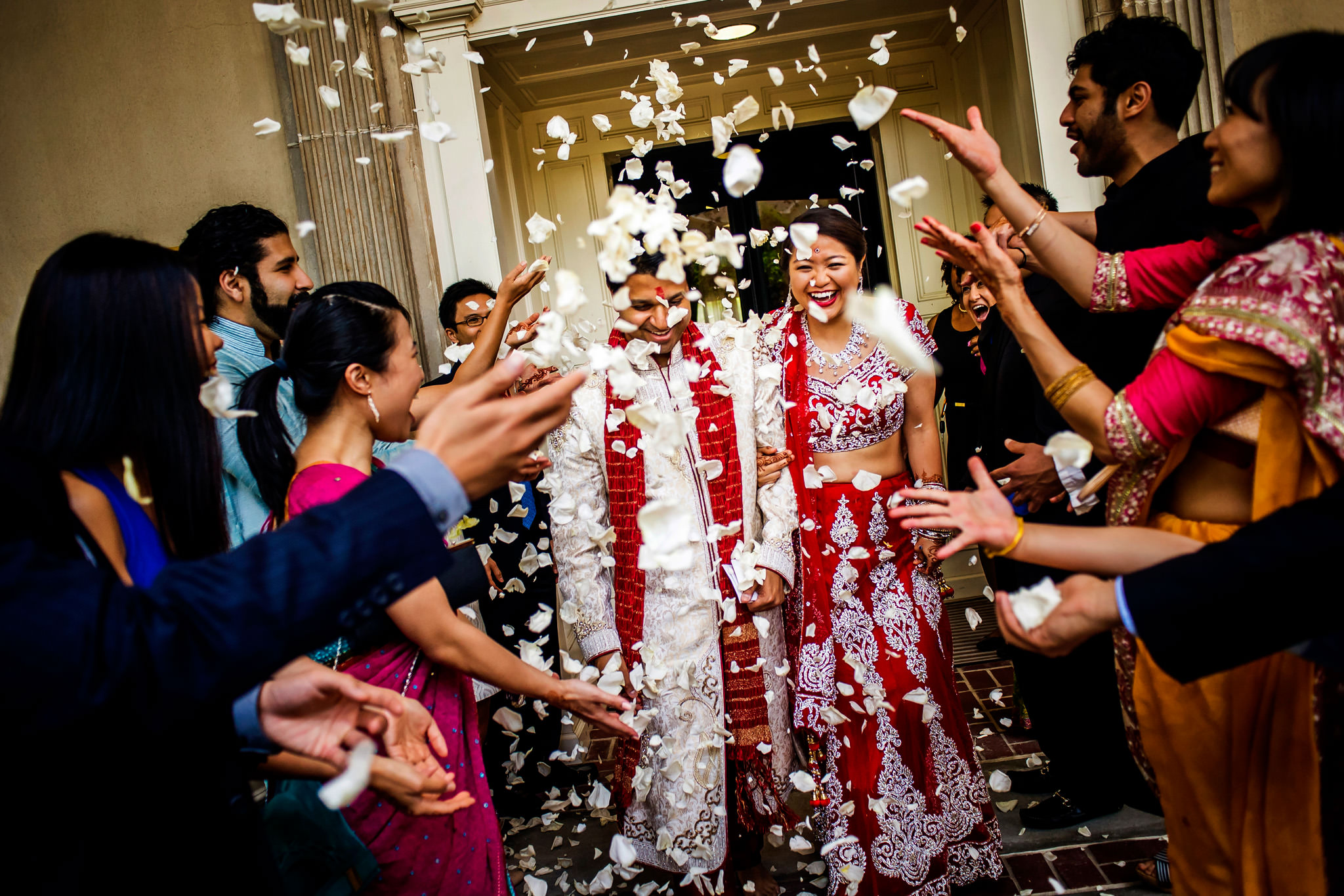 Lulu and Rahul Khara's wedding at Sugarloaf Country Club in Duluth, GA.