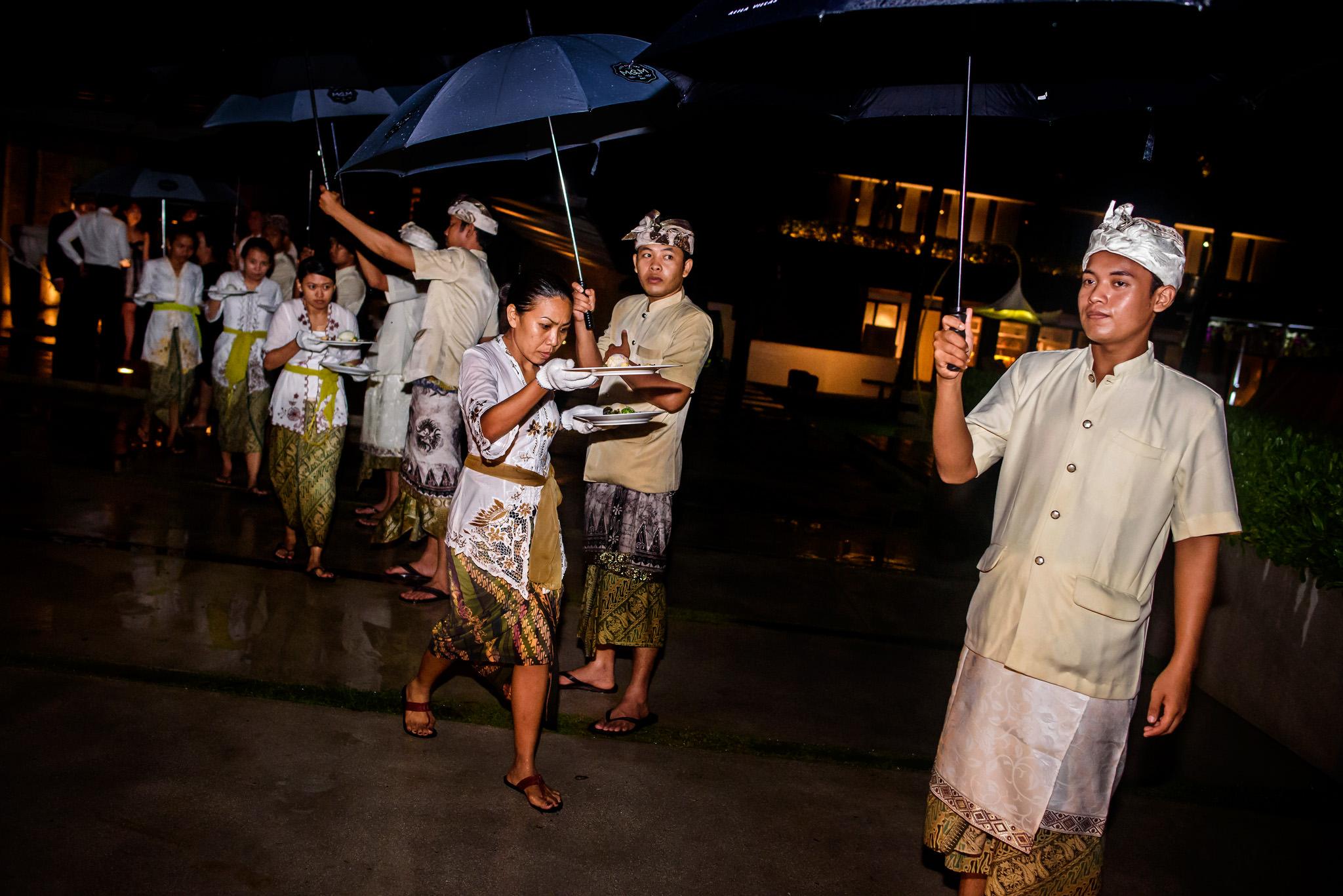 Derice and Gary's wedding at Alila Villas Soori in Bali, Indonesia.