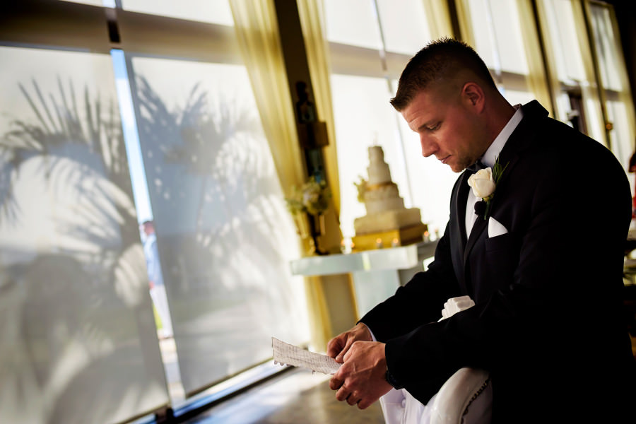 Lauren and Brad's wedding at the Dorado Beach Ritz-Carlton in Puerto Rico.