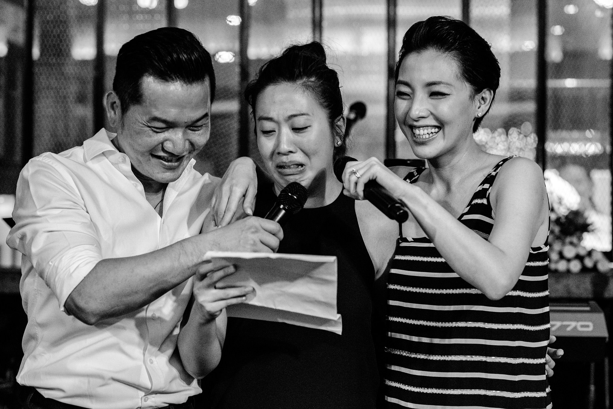Wedding speech Hansar Bangkok