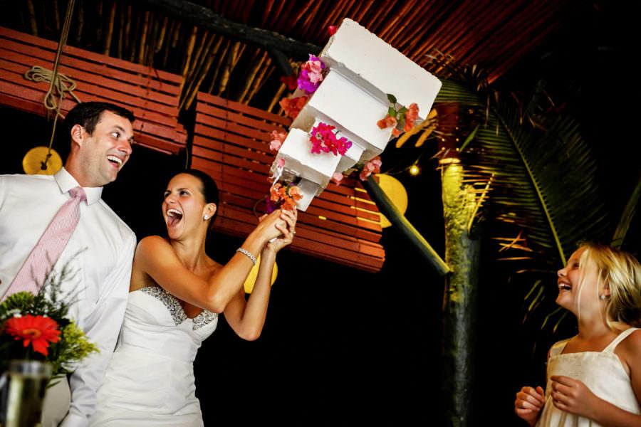 Stephanie and Joe's wedding at Casa Golondrinas in La Manzanilla, Mexico.