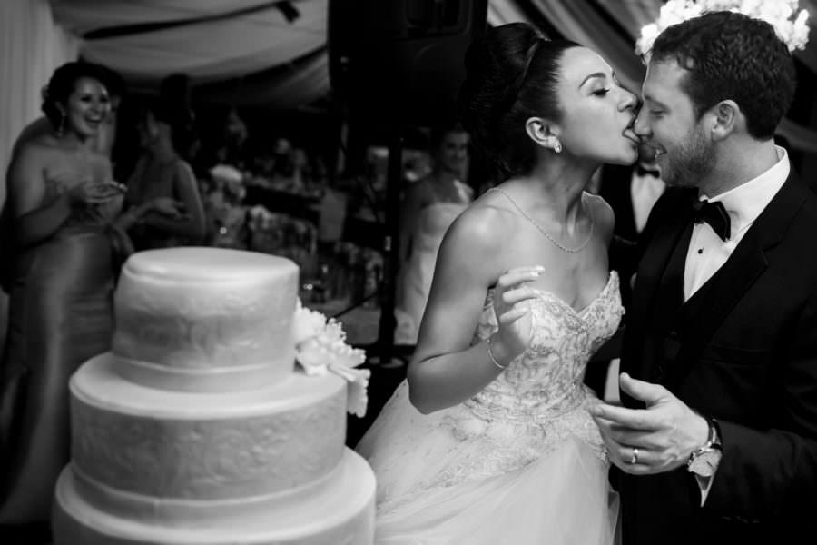 Galiana and Jorge's wedding in Orange Cove, California.