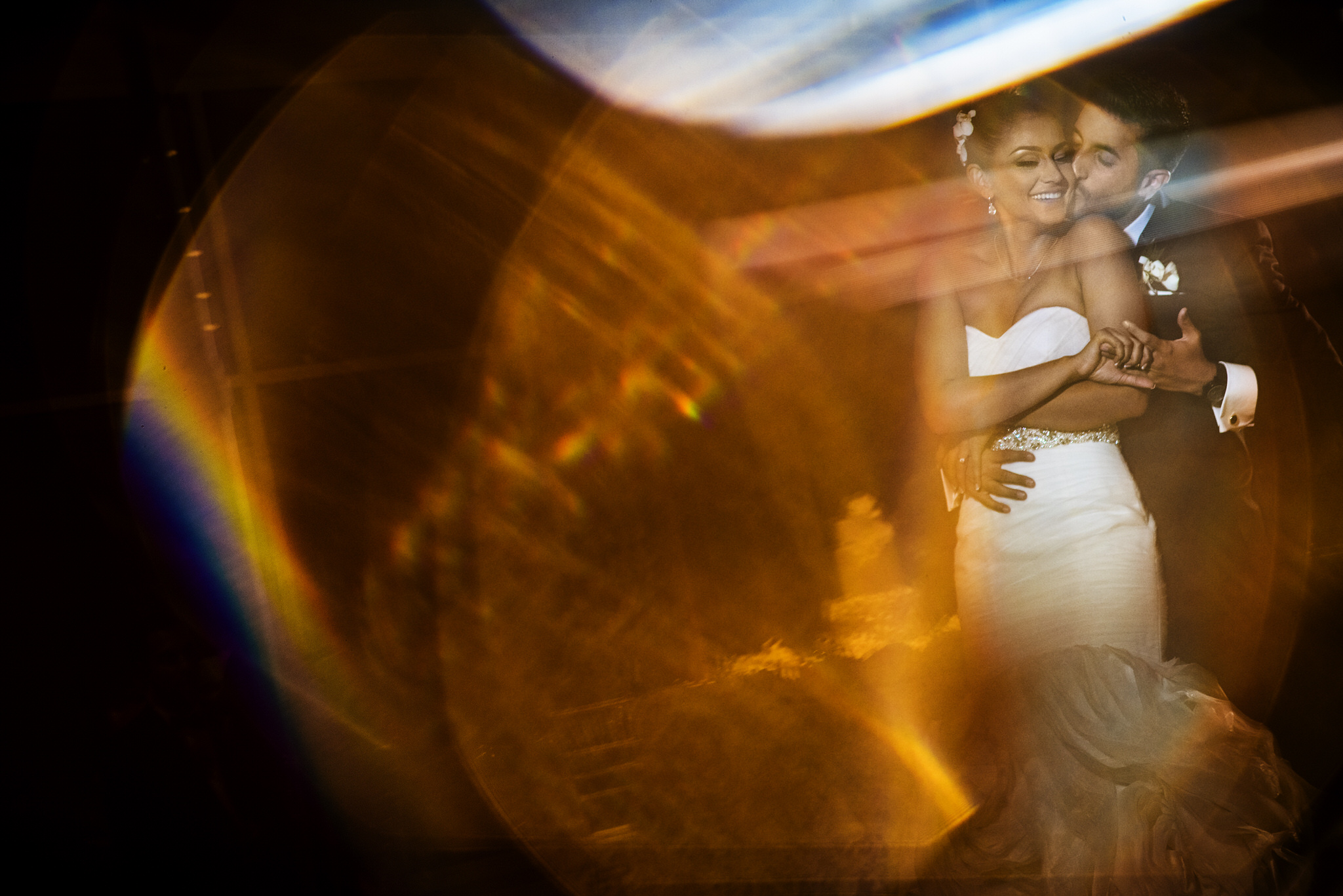 Roshie and Mehrad's wedding at Silvercreek Valley Country Club in San Jose, CA