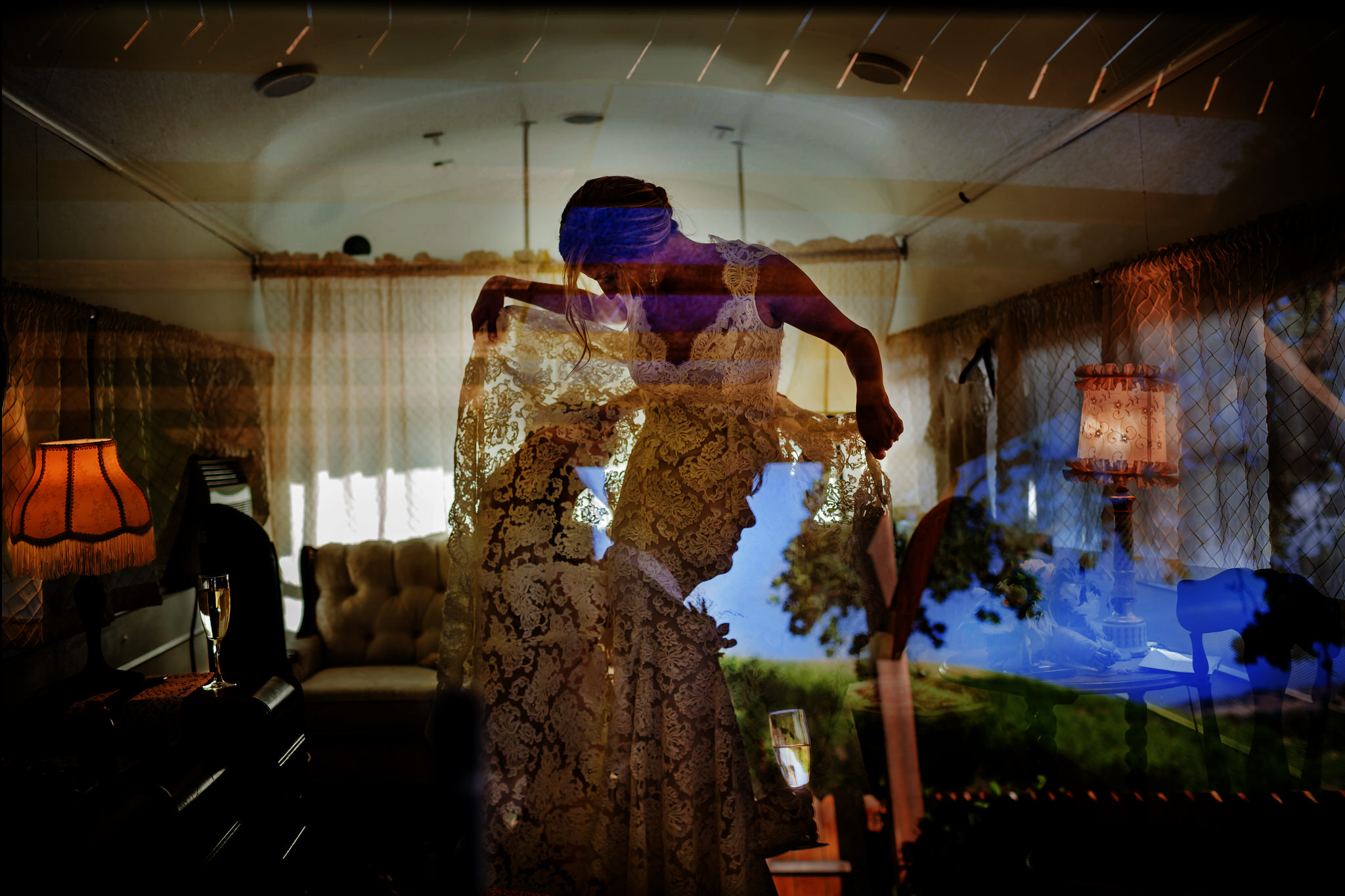 Jenny and Andy's wedding photos in The Taber Ranch, Sacramento, California.