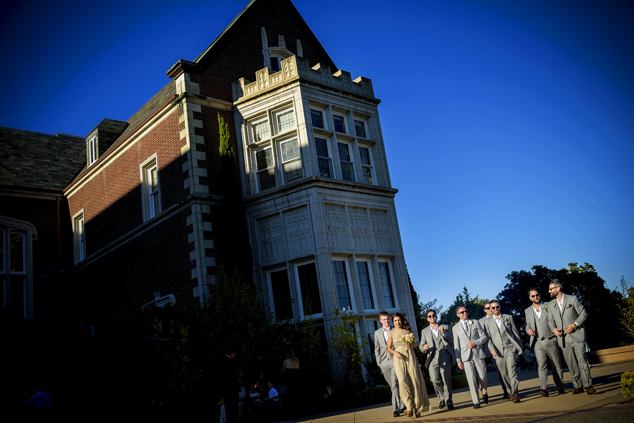 Gloria and Coy's wedding at Kohl Mansion in Burlingame, California.