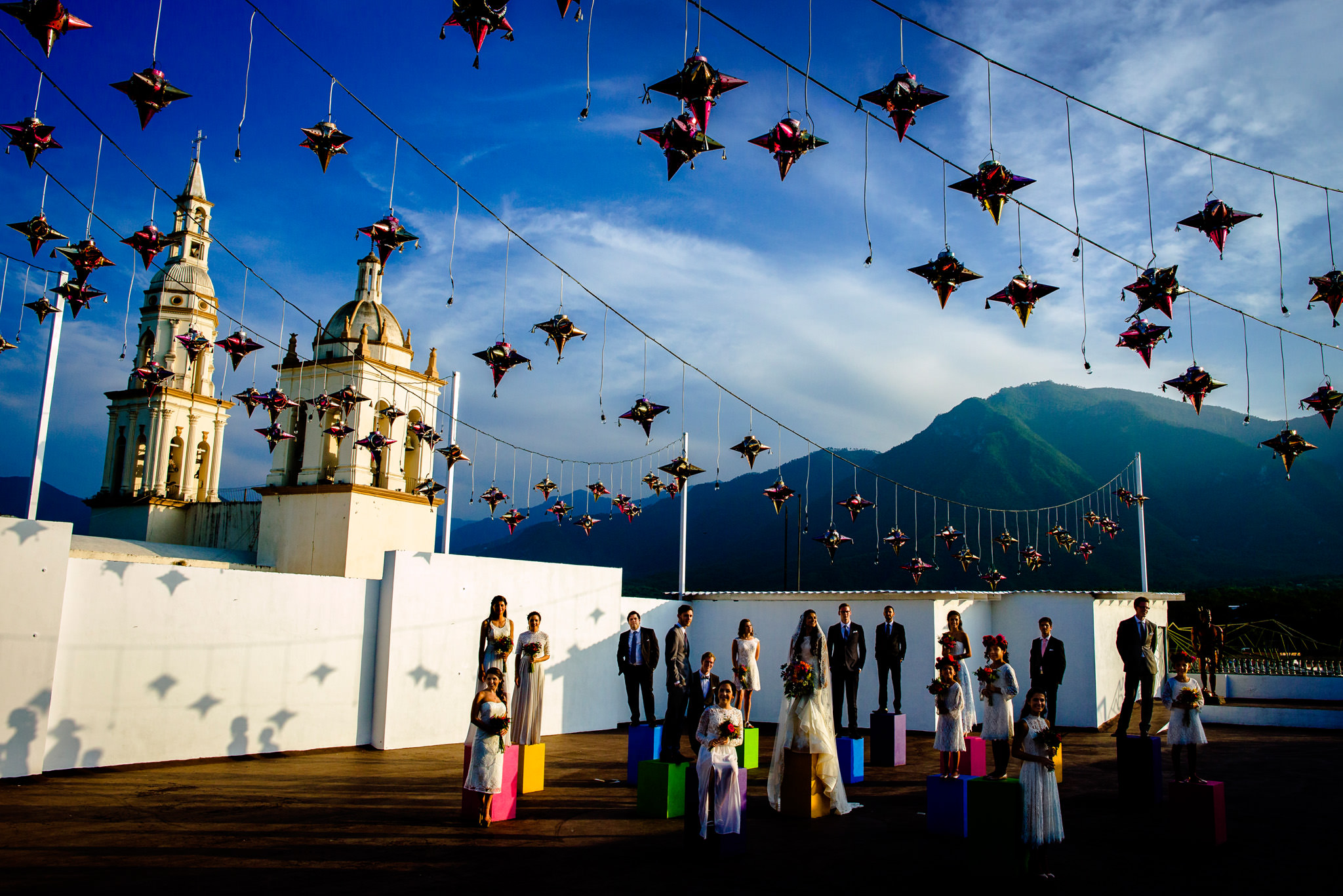 Alex and Patrick's wedding in Santiago, Mexico on Saturday, July 2, 2016.