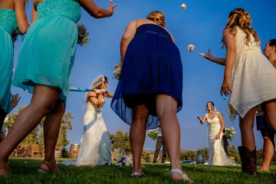 Karli and Christina's wedding at Murrieta's Well in Livermore, California.