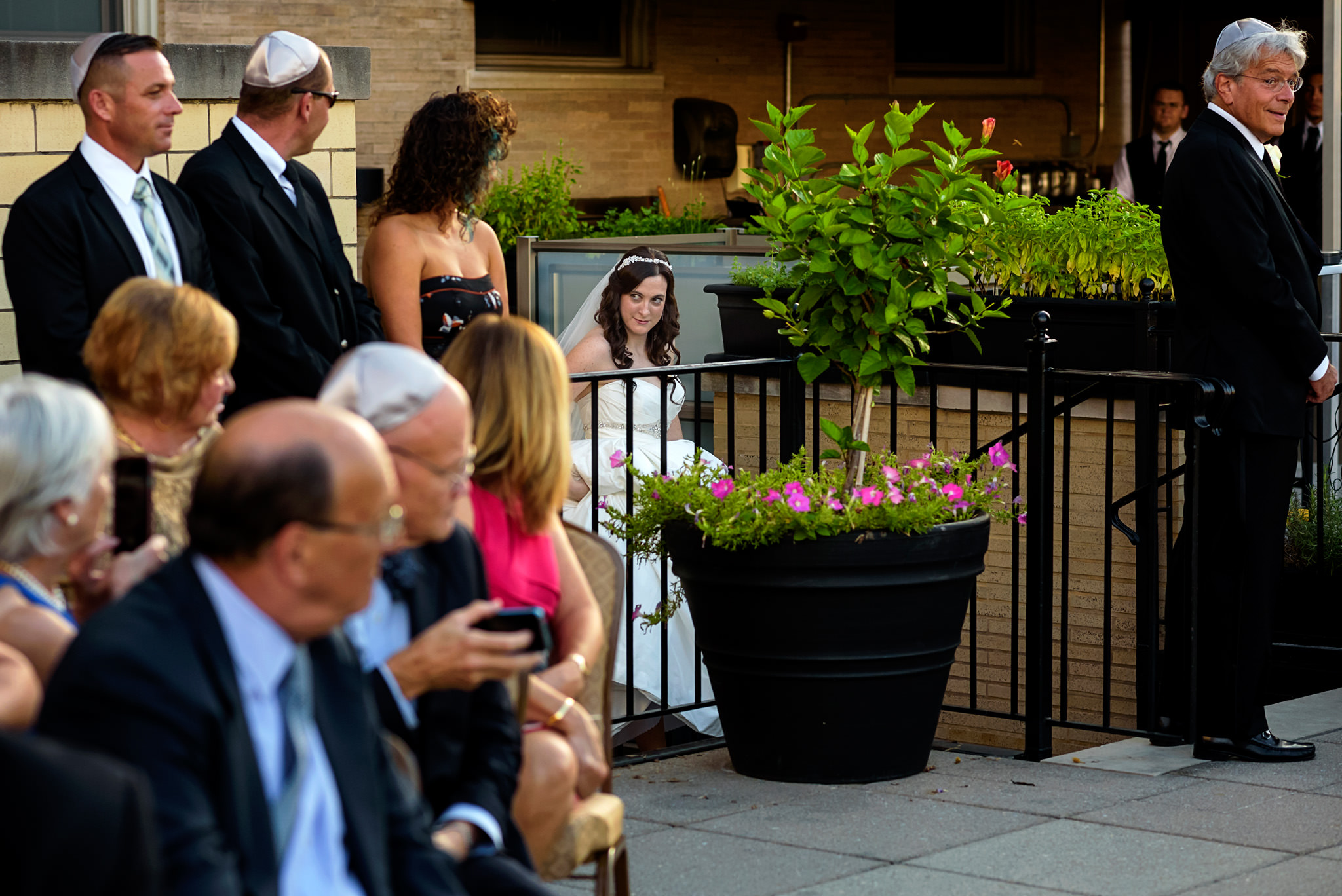Lauren and Jason's wedding at the University Club in Pittsburgh, Penn.