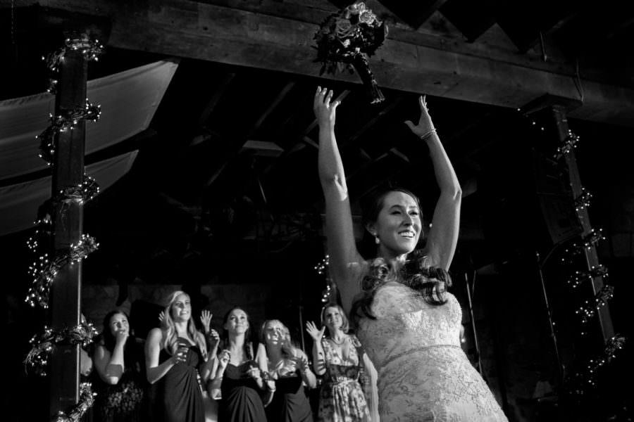Ashley and Tyler's wedding at V. Sattui Winery in St Helena, California.