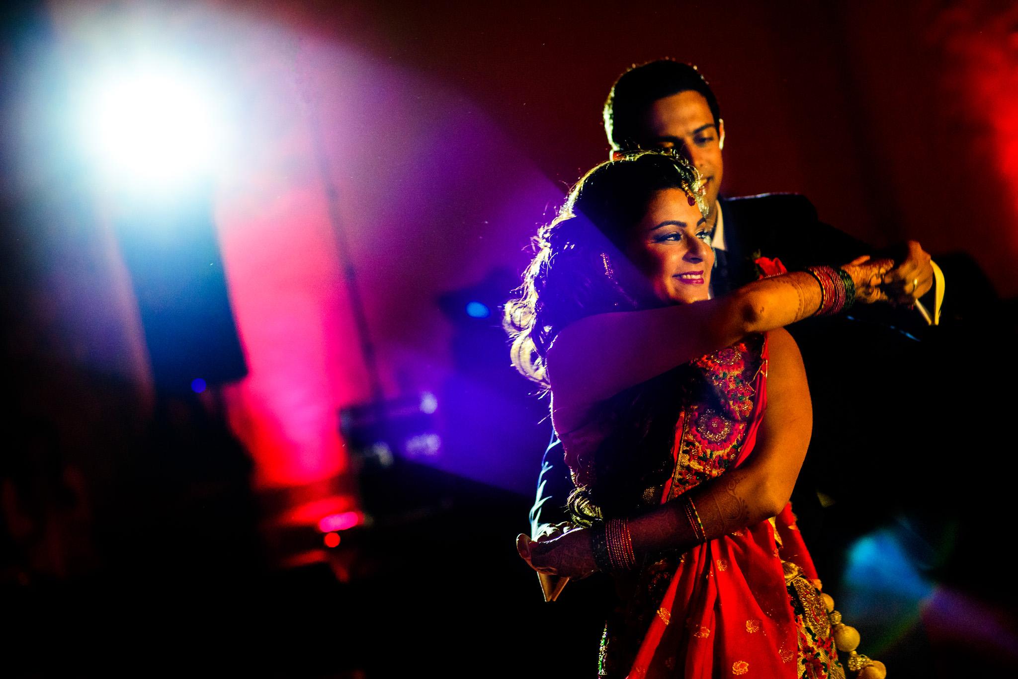 Pragya and Deepak's wedding at Club Del Monte in Monterey, CA.