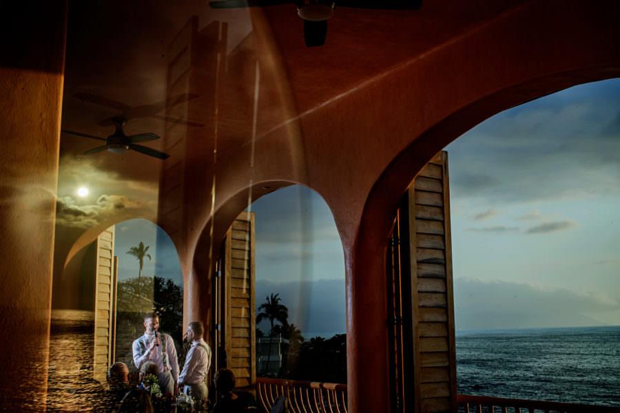 Chris and Chad's wedding at Villa Estrella Mar in Puerto Vallarta, Mexico.