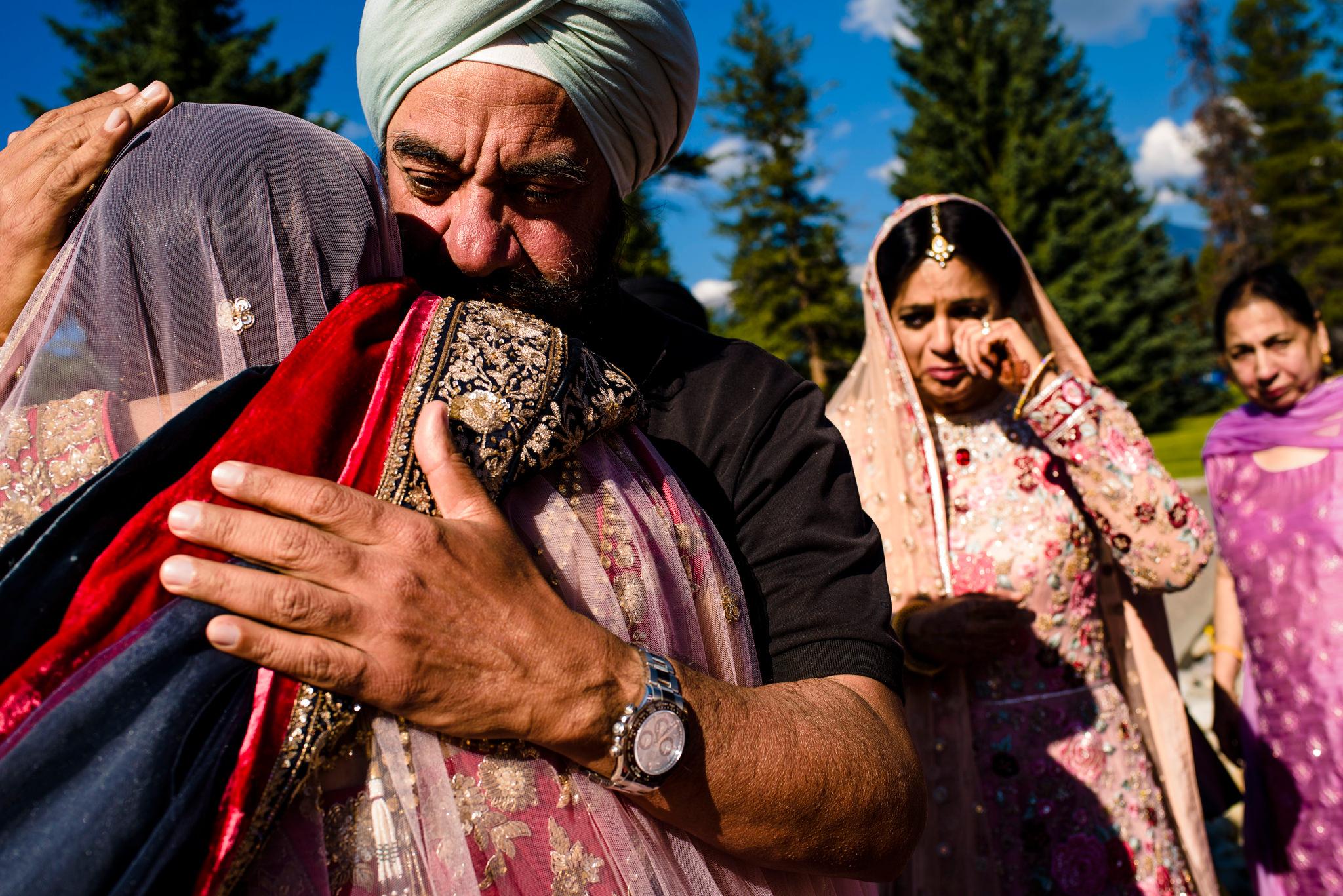 Jyoti and Kiran's wedding week in Edmonton and Jasper, Canada.
