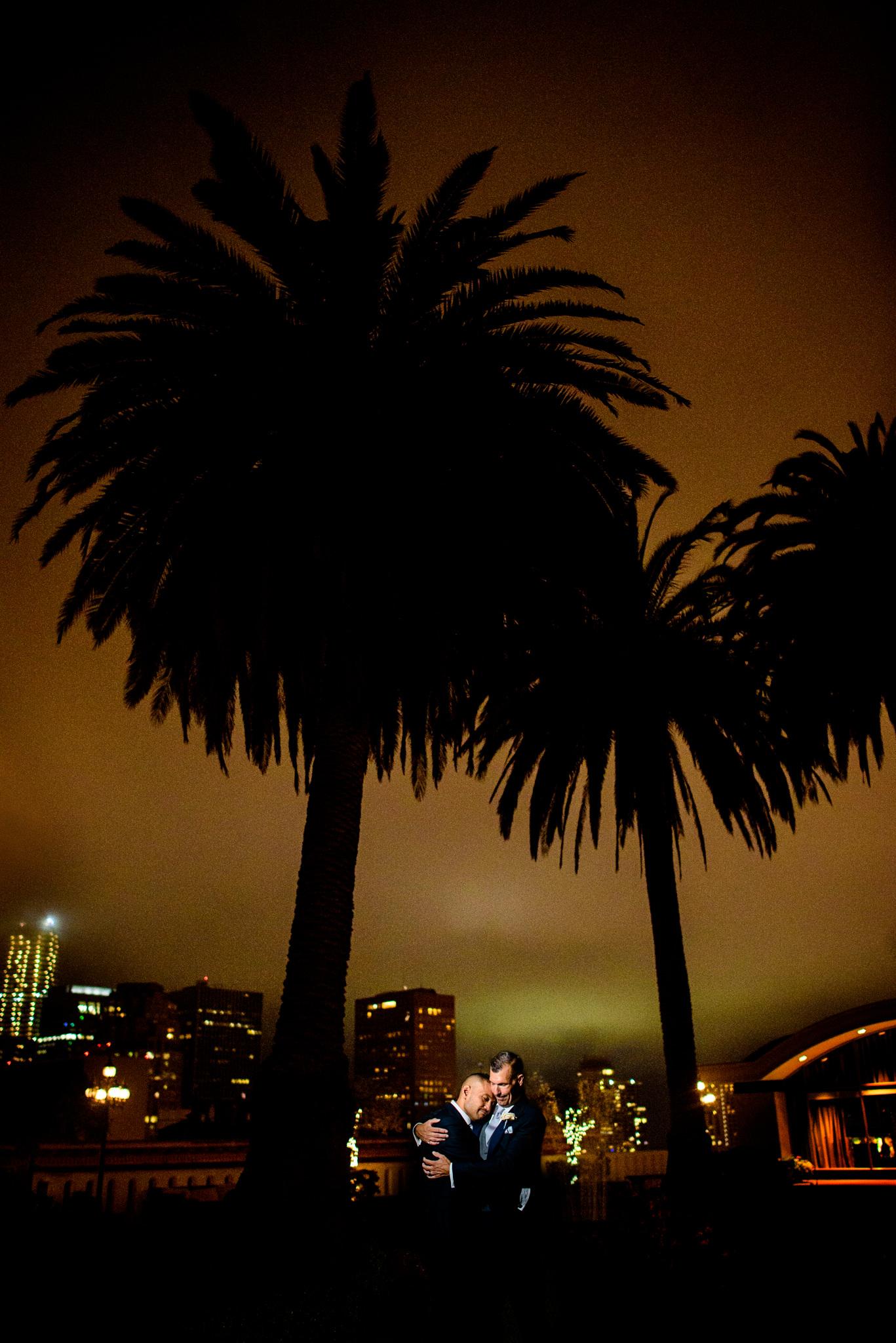 Fairmont hotel, San Francisco, CA.