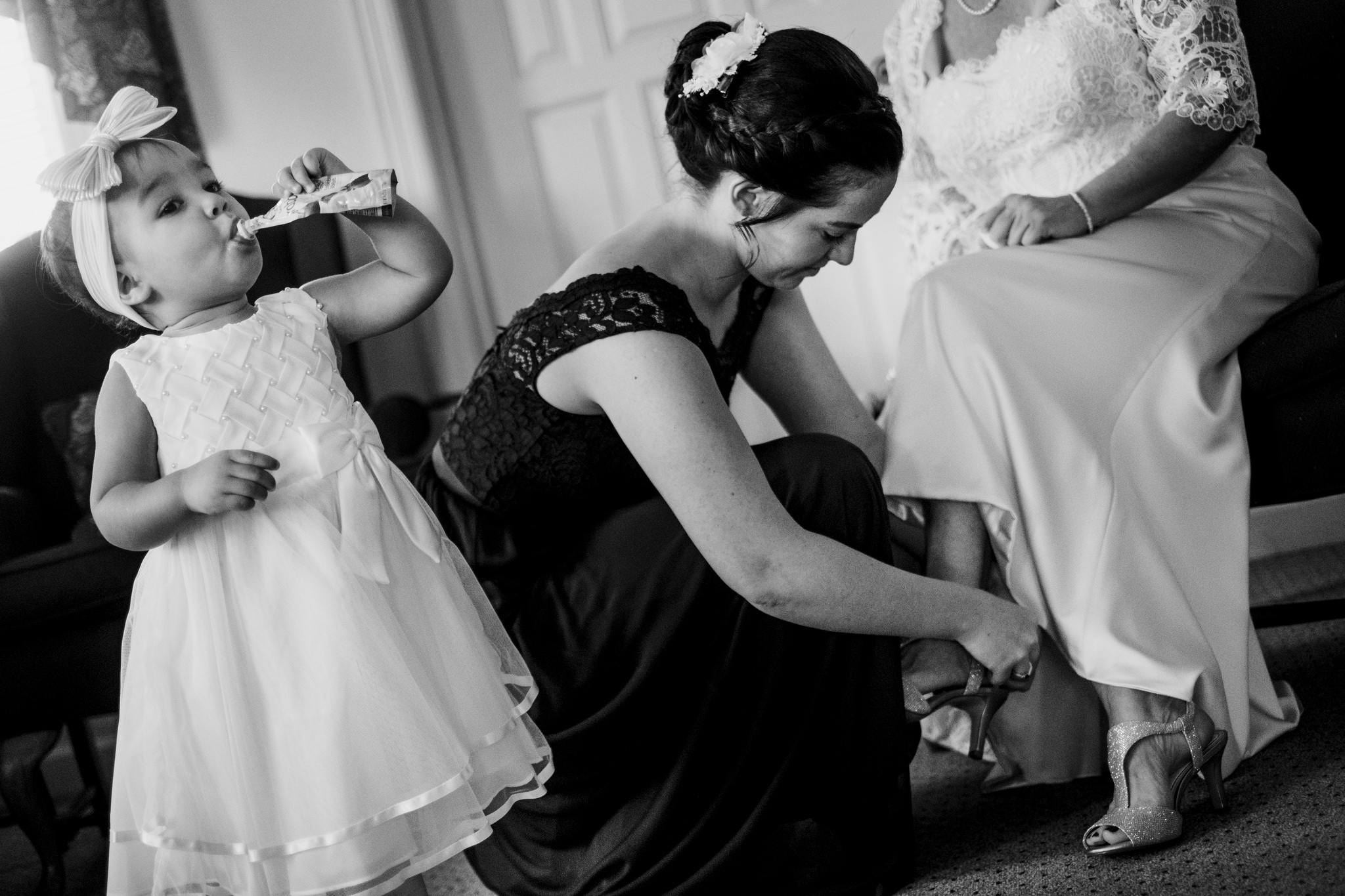 Cindy and Steve's wedding in Murray, Kentucky.