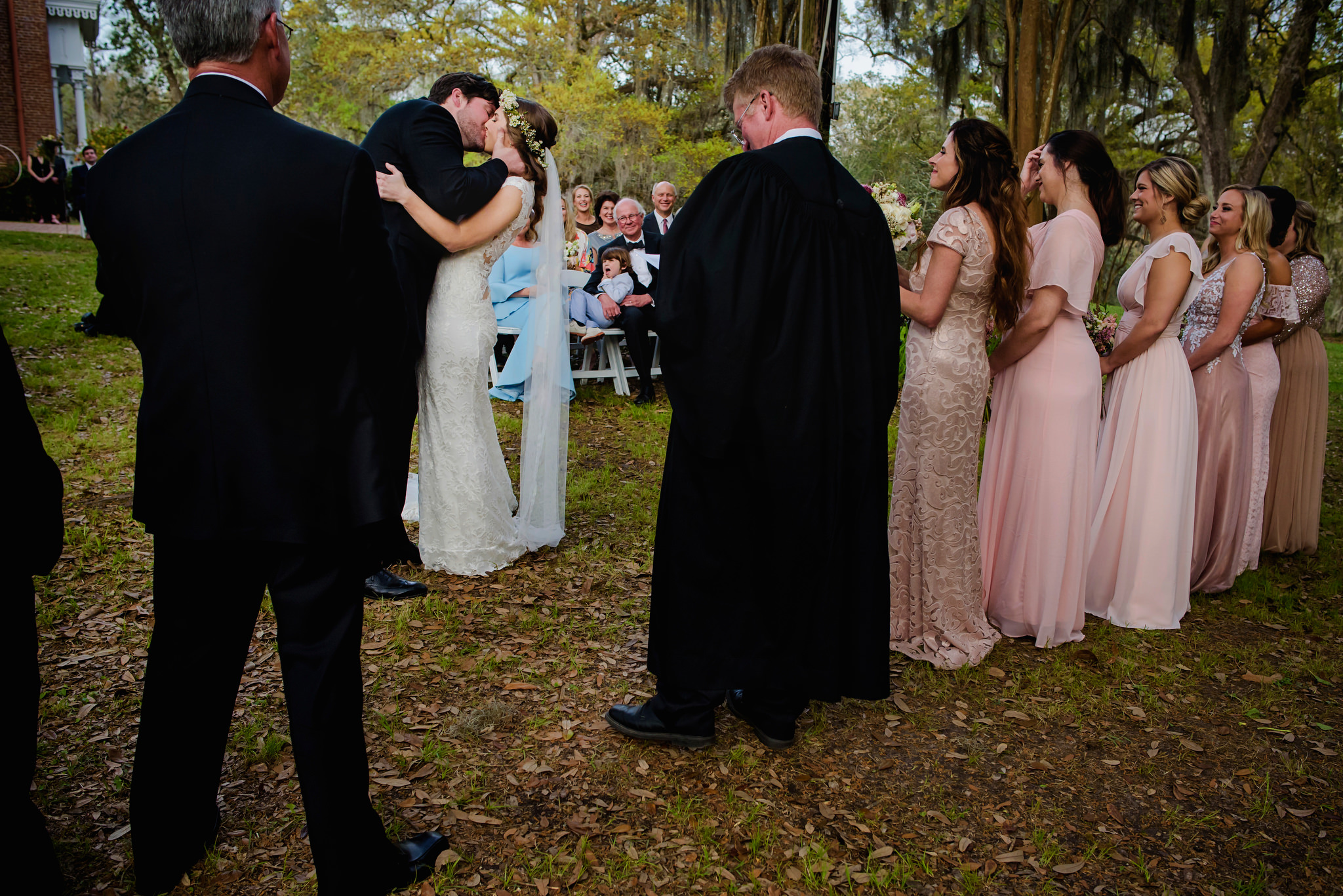 Natalie and Boot's wedding in Natchez, Mississippi